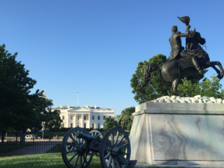 Washington, DC 2015 As the famed revolutionary Lafayette triumphed against the odds, Donald Trump must dare today to lay claim to this White House.